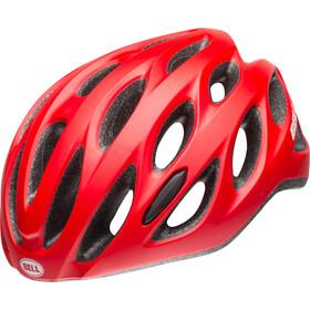 Bell Tracker R casco per bici rosso
